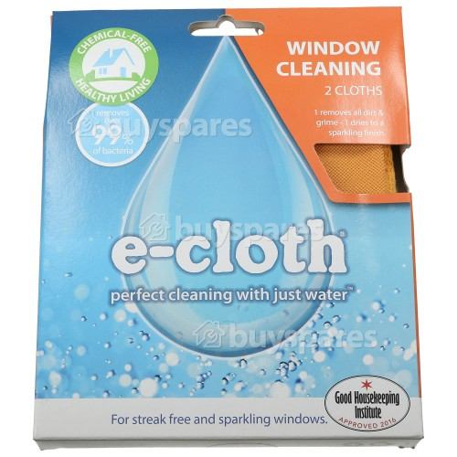 Pack De Paños Limpia Cristales E-Cloth