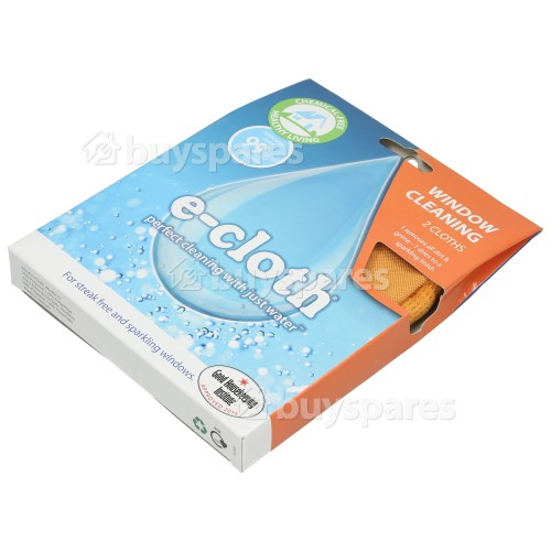 E-Cloth Window Cleaning Cloth Pack