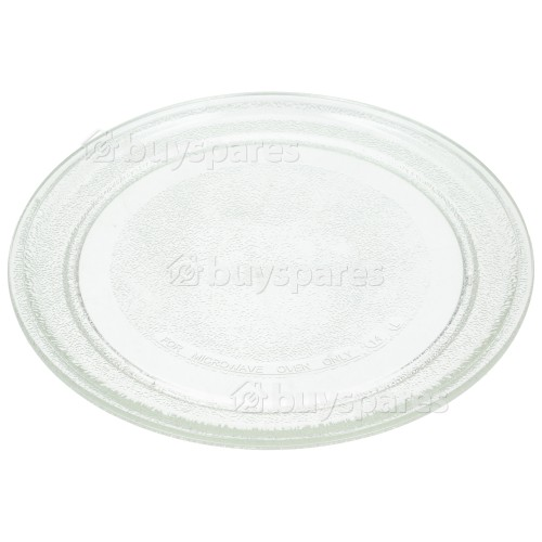 Turntable Tray - Glass