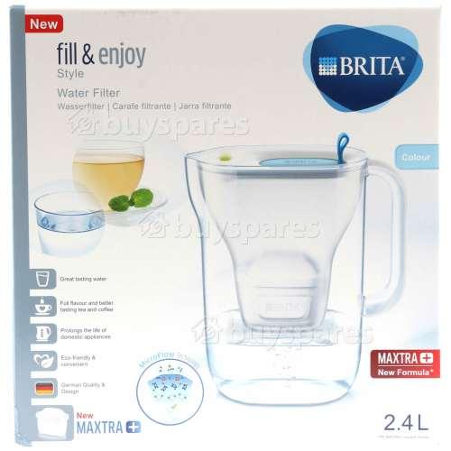 Brita Style M+ Water Filter Jug