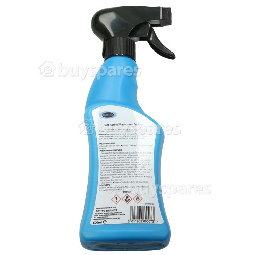 Homecare De-Icer Spray Bottle 500ml
