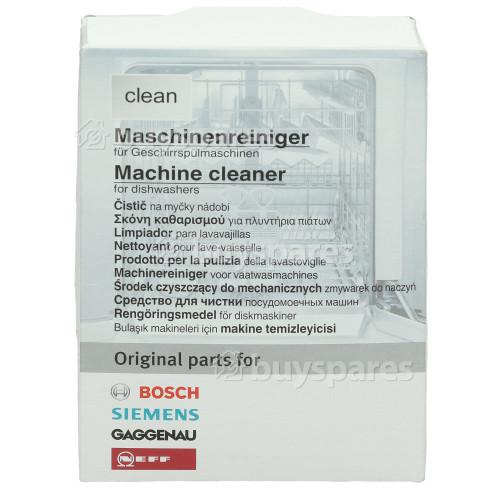 Bosch Lave-vaisselle Entretien Nettoyage Poudre
