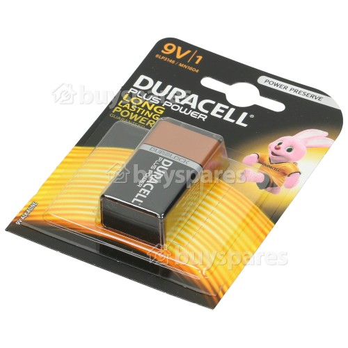 Duracell 9 V Block-Batterie Alkali