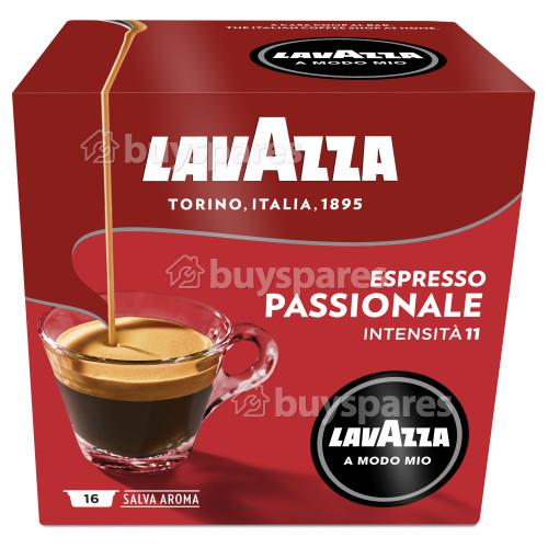 Capsules Café Espresso Passionale ( Boîte De 16 Capsules ) Lavazza