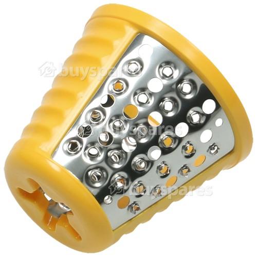 Moulinex Yellow Coarse Shredding Cone Attachment - Fresh Express