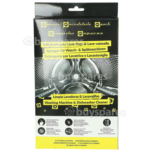 Fors Reiniger & Entkalker Für Wasch- & Spülmaschinen