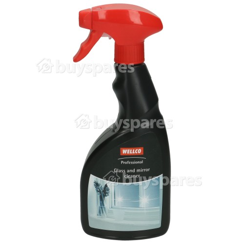 Wellco Professional Glass And Mirror Cleaner