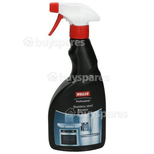Detergente Per Acciaio Inox Wellco Professional