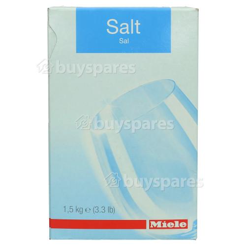 Miele Dishwasher Salt 1.5kg