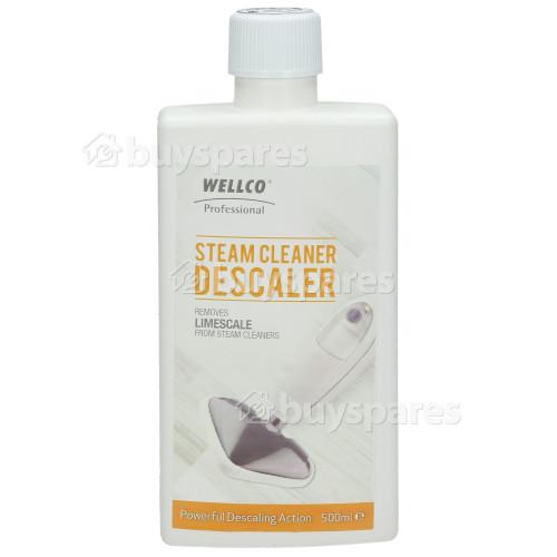 Wellco Professional Dampfreiniger- Entkalker