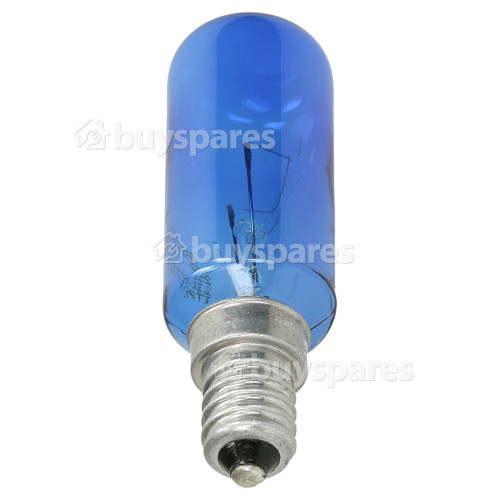 25W E14 Fridge Blue Lamp