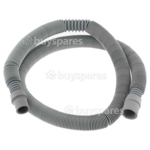 UNIVERSAL Washing Machine Long Cold Water Fill Drain Hose Extension Pipe 3.5 2.5