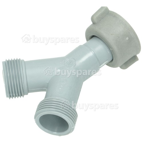 Care+Protect Universal Inlet Hose Y-Connector