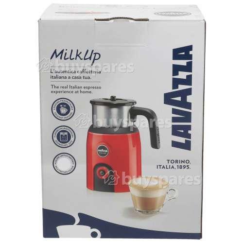 Lavazza A Modo Mio Milkup Frother White Buyspares