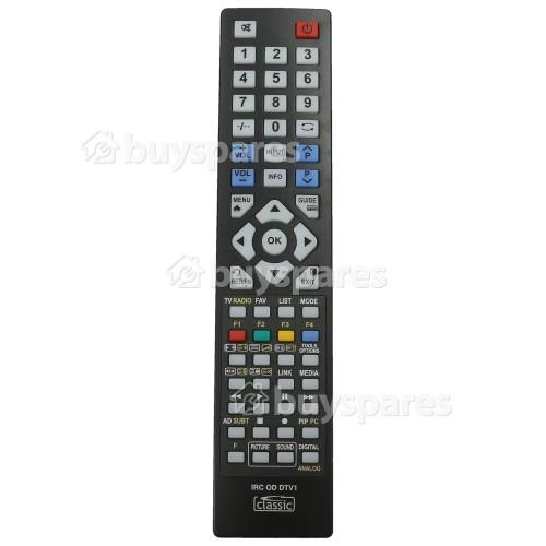 IRC87258 Télécommande Tv Compatible Classic