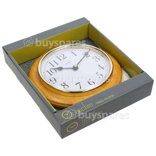 Acctim Wycombe Wall Clock Blue 21419