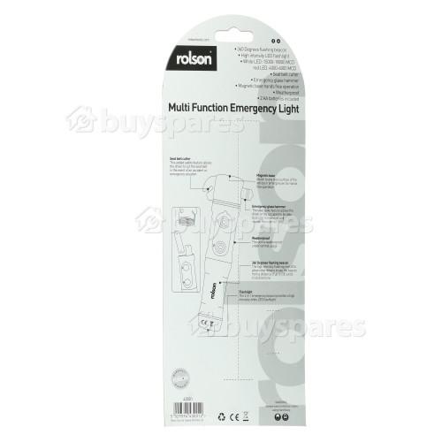 Rolson Multi Function Emergency Light