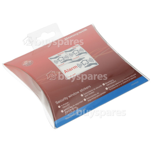 Friedland HS3WS2S Fenster-Sicherheitsaufkleber (6er Pack)