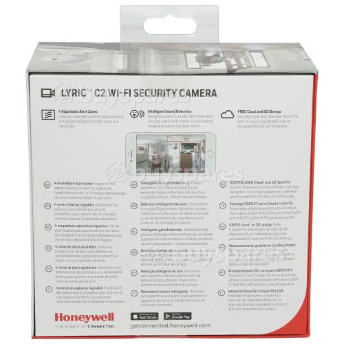 Honeywell Lyric® C2 WLAN Überwachungskamera