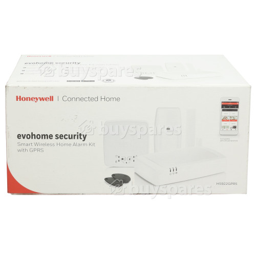 Honeywell Evohome Smart Home Funk-Alarm Kit Mit GPRS (HS922GPRS)