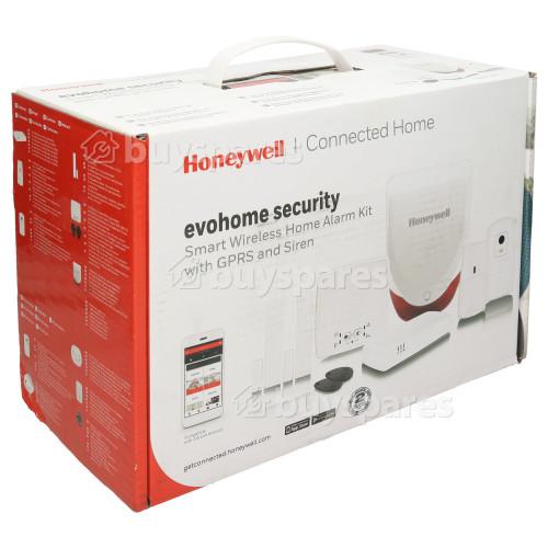 Honeywell Evohome Komplettes Home Funk-Alarm Kit