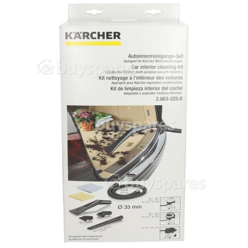Karcher Car Interior Cleaning Kit