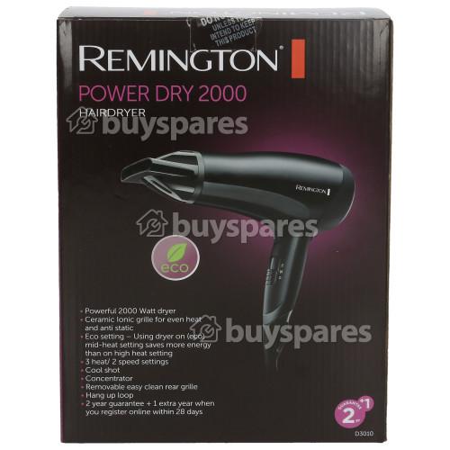 Remington Power Dry 2000 Hair Dryer