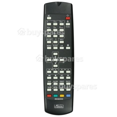 Goodmans IRC83352 Kompatible Digital-TV Rekorder Fernbedienung