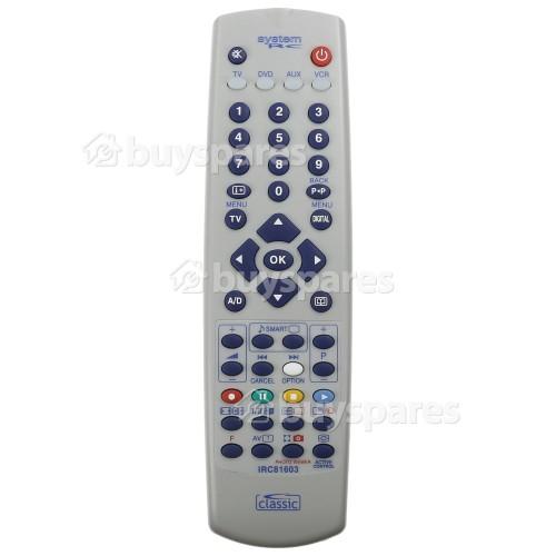 Télécommande Tv Compatible RC-4343/01 Classic