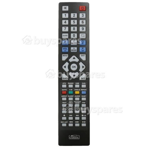 Alba Kompatible TV Fernbedienung