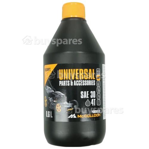 Universal Powered By McCulloch OLO001 4 Taktöl (Benzin Rasenmäher & Traktoren)