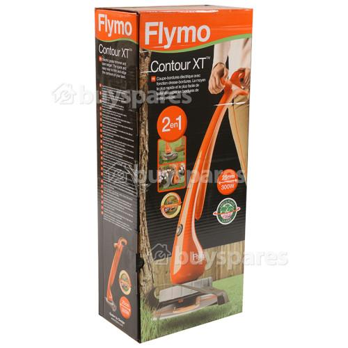 25 cm Flymo Contour 500E Electric Grass Trimmer and Edger 500 W