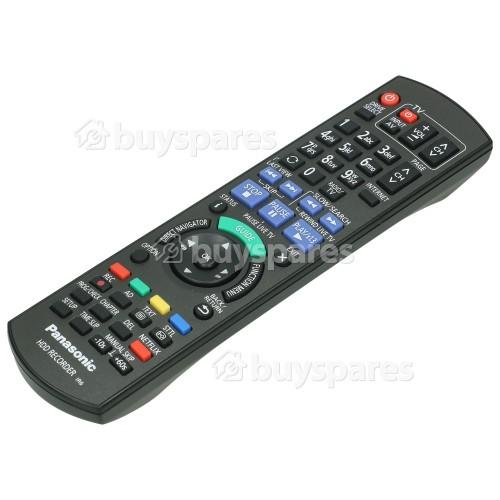 Panasonic N2QAYB000764 HDD Player Remote Control
