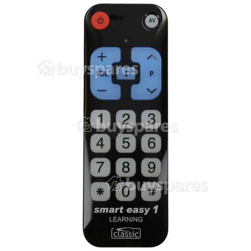 Classic Compatible Smart Easy1 Learning TV Remote Control