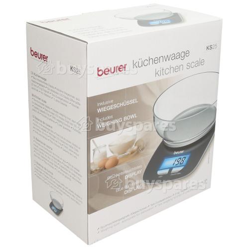 Beurer KS25 Kitchen Scale
