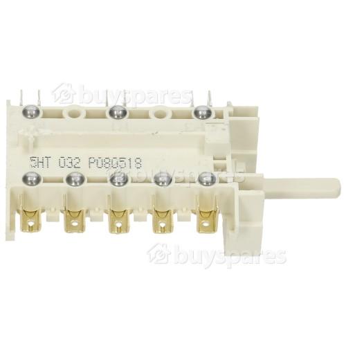 Garda Hob Function Selector Switch EGO 46.27266.813/Dreefs 5HT 032