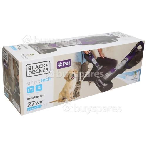 Black & Decker 10.8V Cordless Pet Dustbuster® Handheld Vacuum