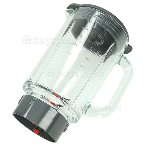 Kenwood Liquidiser Glass Goblet Assembly - 1 6L | BuySpares
