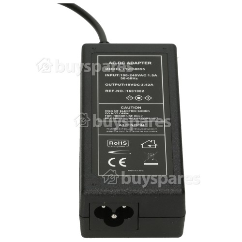 Advent Laptop AC Adaptor - UK Plug