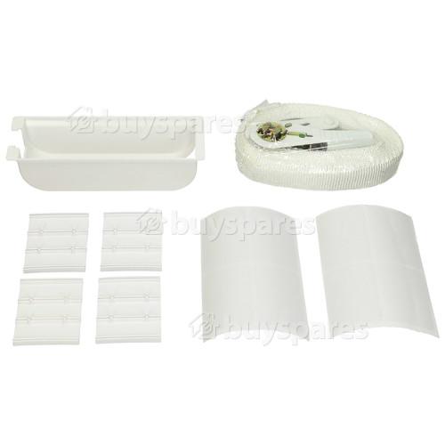 Wpro Universal Washing Machine Tumble Dryer Stacking Kit