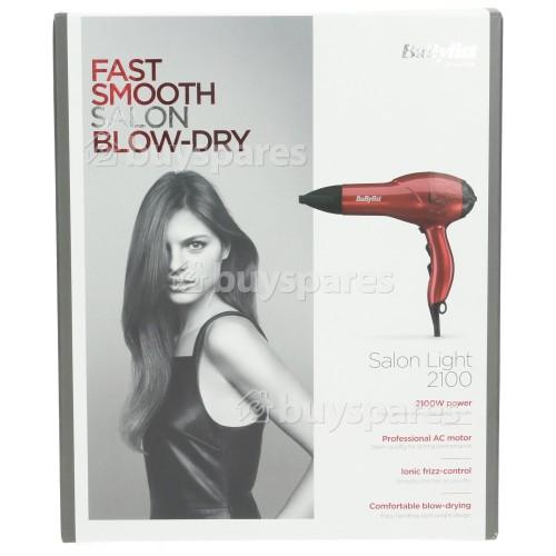 BaByliss Salon Light AC Hair Dryer