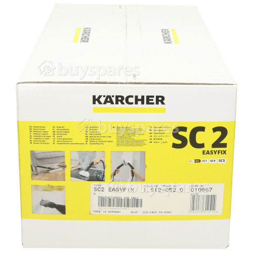 Karcher SC2 Easyfix Steam Cleaner