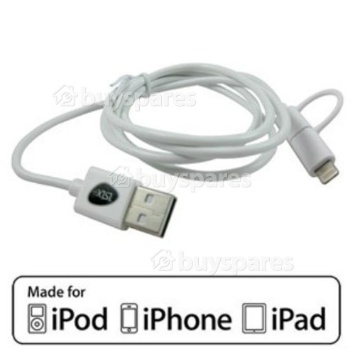Micro USB Cable & Cargador - 1 Metro Apple