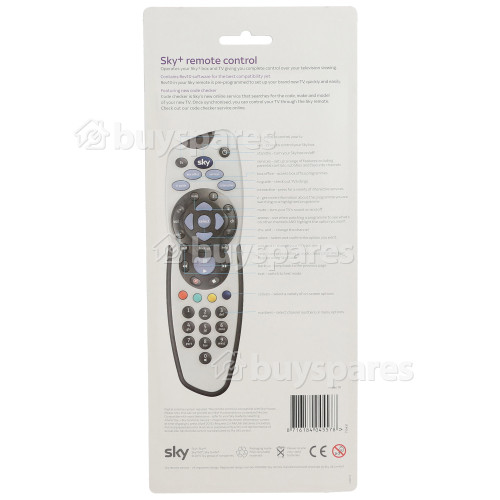 Sky SKY PLUS (SKY+) DIGITAL Fernbedienung