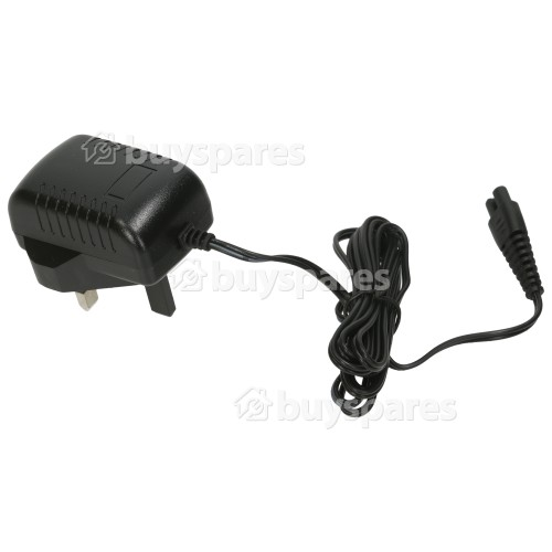 Compatible Philips Power Charger Cable - UK Plug Fitting