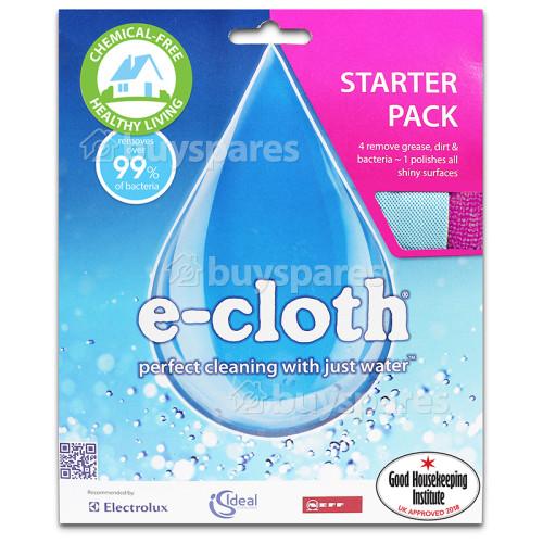 E-Cloth 5 Cloth Starter Pack