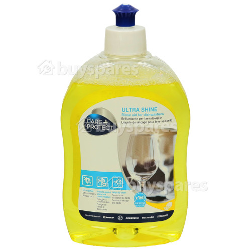 Care+Protect Dishwasher Rinse Aid - 500ml