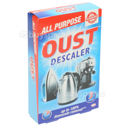 Oust Allzweck Entkalker (3er Pack)