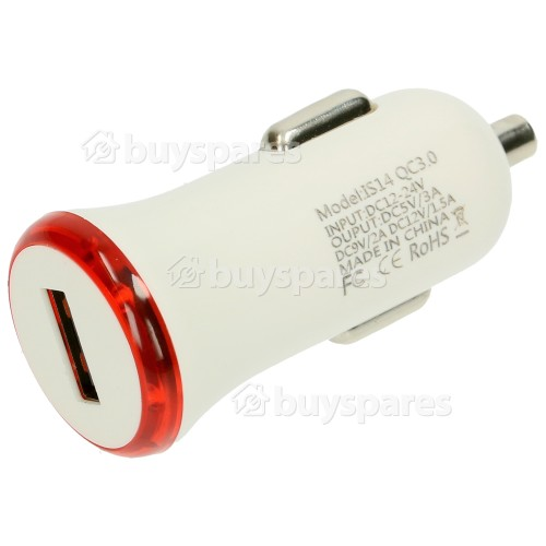 2.1A DC USB Car Charger