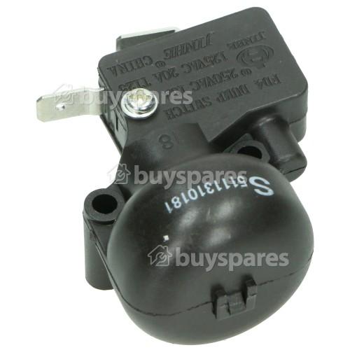 Interrupteur Anti-Basculement HCX3124FS HCX3224 Fts Delonghi